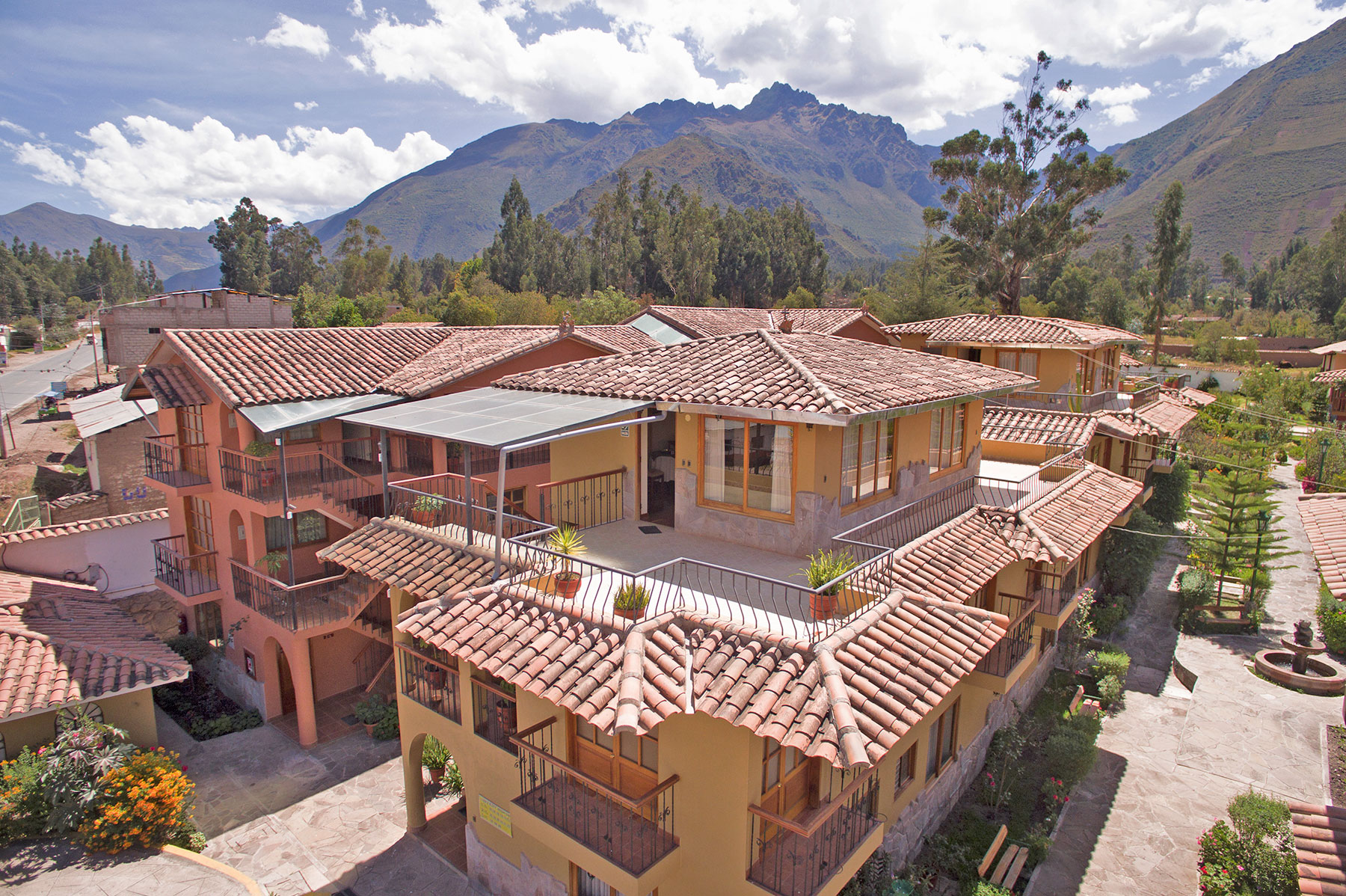 Mabey Valle Sagrado