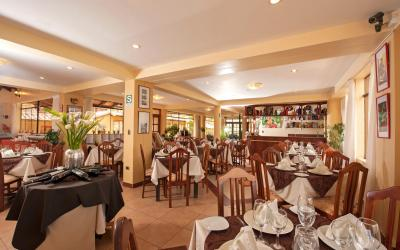 Restaurant et cafe